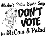 Don't Vote McCain & Palin