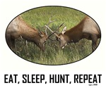 EAT,SLEEP,HUNT,REPEAT