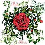 OYOOS Red Roses design
