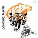OYOOS Cougars Purrr design