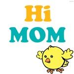 OYOOS Hi Mom design