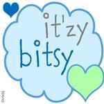 OYOOS Itzy Bitsy Cloud Heart design