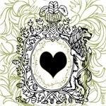 OYOOS Black Heart design