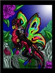 The Mighty Dragon Rider (Rainbow Wings)