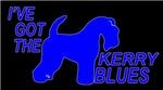 I'VE GOT THE KERRY BLUES