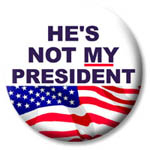 He's Not My President