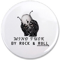 Rock & Roll Buttons