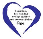 I never new... (Papa)