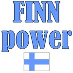 Finnish Power Finn Gifts