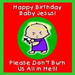 Ye Olde Angry Baby Jesus Shoppe
