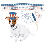 JRT Holiday: 4th Of July Design