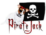Pirate Jack Russell #2