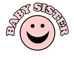 BABY SISTER ONSIE BIB SHIRT BABY GIRL GIFT MATERNI