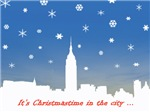 New York City Christmas Cards