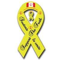 Support The Truth Ribbon