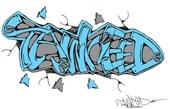 Tawheed Graffiti