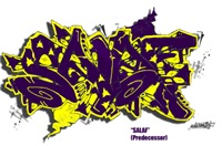 Salaf Graffit Design