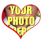 Custom Photo Heart Shirts and Gifts