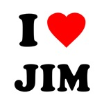 I Love Jim T-Shirt