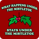 What Happens Under the Mistletoe, Stays Under