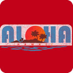 Vintage Aloha Hawaii T-Shirt