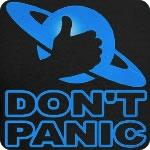 Don't Panic T-Shirt