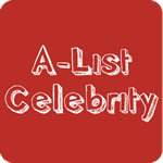 A-List Celebrity T-Shirt