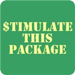 Stimulate This Package T-Shirt
