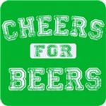 Cheers for Beers T Shirt