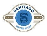 Santiago de Cuba Retro Badge