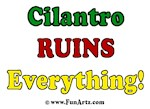 For the Cilantro Intolerant