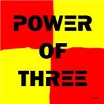 POWER OF THREE; NOT GOLDMAN SACHS