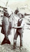 19th C. Fisherman