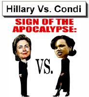 Hillary Vs. Condi