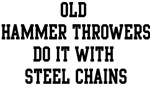 Do it with steel chains