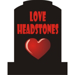 Love Headstones
