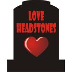 Love Headstones
