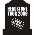 Headstone Tour 2009
