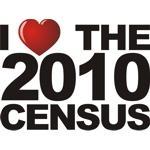 I Love The 2010 Census