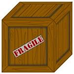 Fragile Box Crate