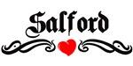 Salford tattoo