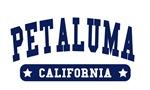 Petaluma College Style