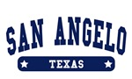San Angelo College Style