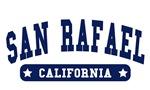 San Rafael College Style