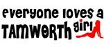 Everybody loves a Tamworth girl