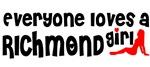 Everybody loves a Richmond girl