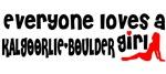 Everybody loves a Kalgoorlie-Boulder girl
