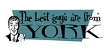 Best guys are from  York