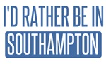 I'd rather be in Southampton