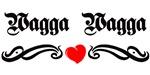 Wagga Wagga tattoo